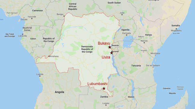 20190608 DR Congo map